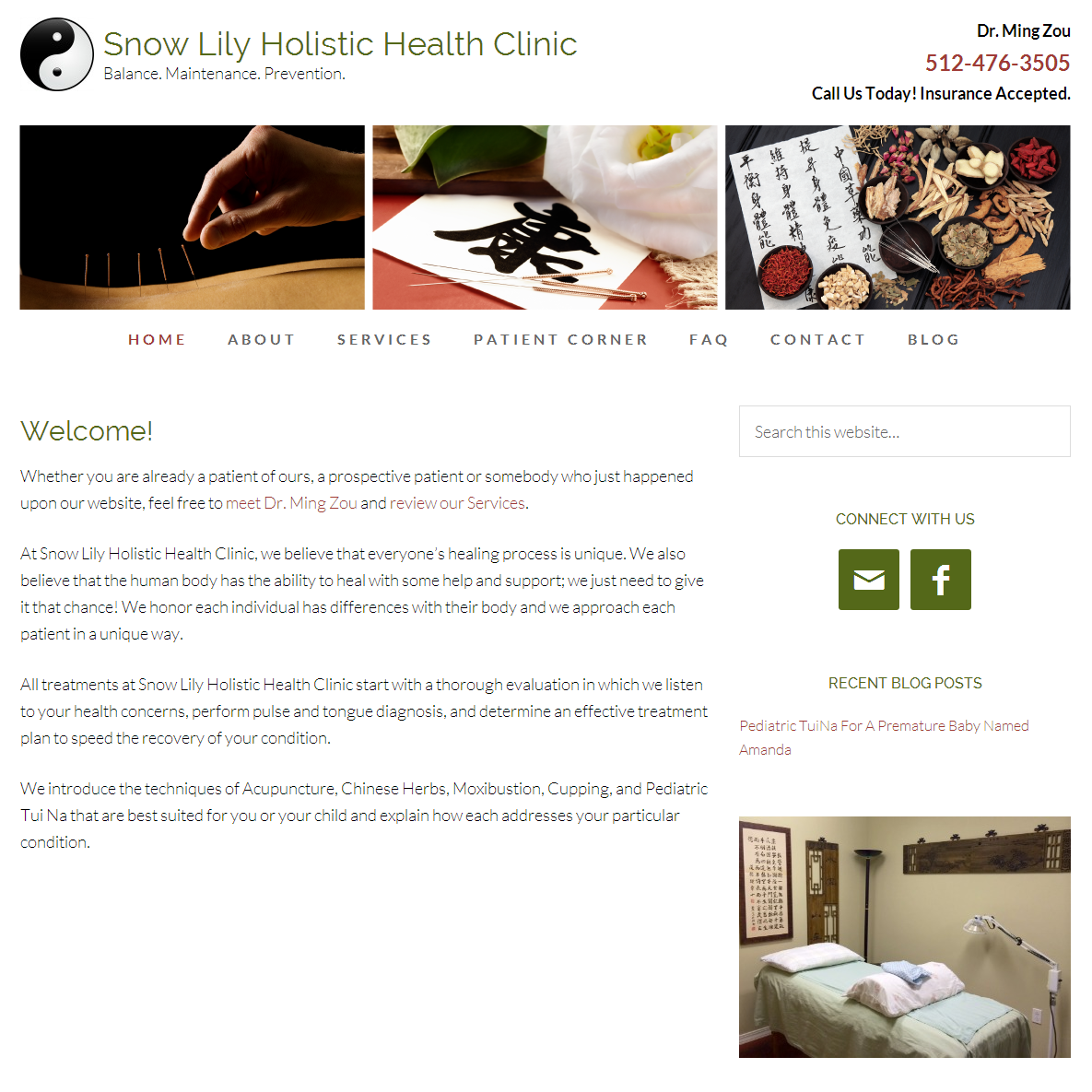 Snow Lily Holistic Health Clinic