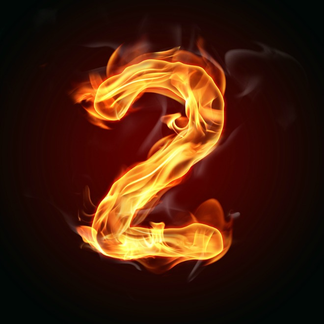 "Fire number ""2"""