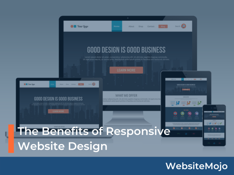 The Benefits of Responsive Website Design